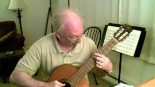 """Bossa em Re"" by Luiz Bonfa (played by Bill Dee)"