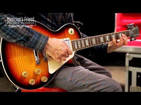 Gibson 2016 Les Paul Standard HP Electric Guitar - Fireball