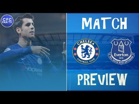 CHELSEA VS EVERTON || IS EDEN HAZARD FIT TO START? || SOPHIE AND RORY'S PREDICTED LINEUP Mp3