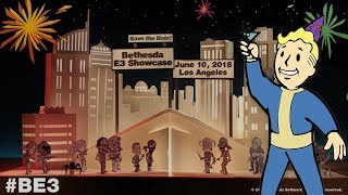 Bethesda's E3 2018 Showcase Confirmed - What Can We Expect To See?