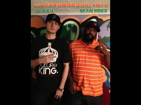 SEAN PRICE & DJ AKIL @ LIVEFROMBROOKLYNTV WITH ANTHONY MACE ! mp3
