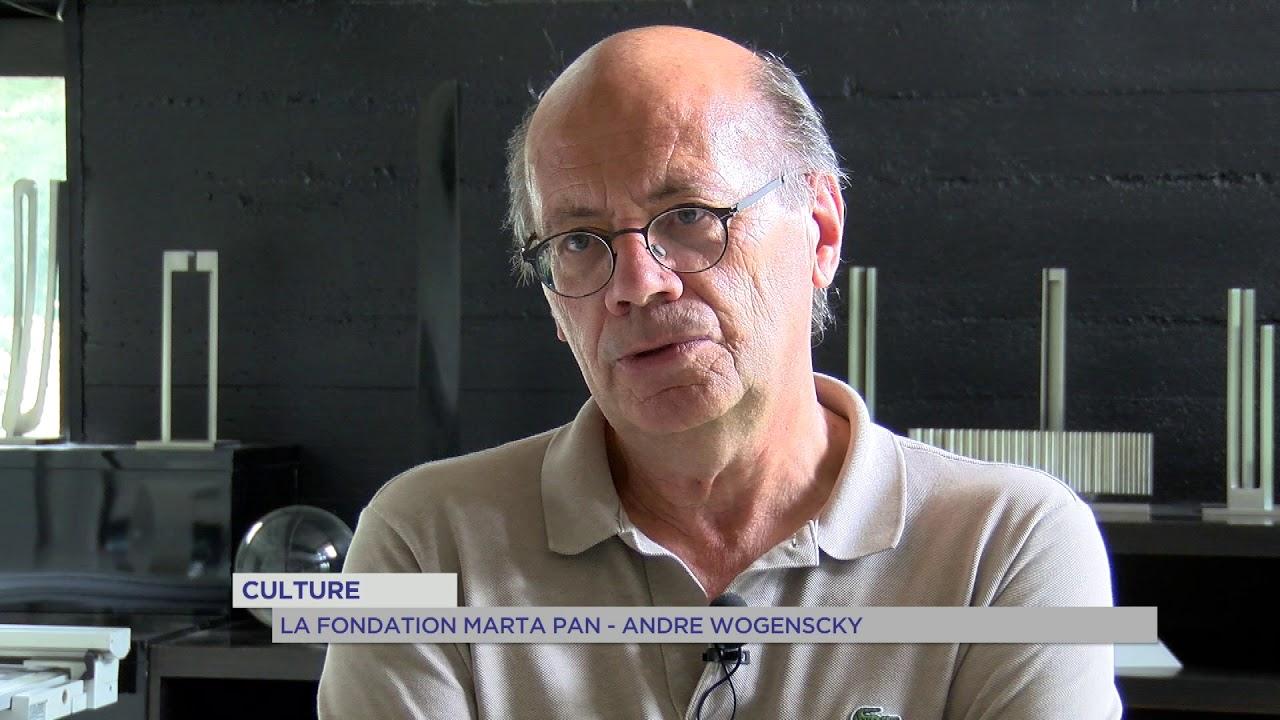 Saint-Rémy-lès-Chevreuses : La fondation Marta Pan et André Wogenscky