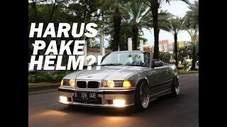 #83 - BMW E36 328i ( 2 Pintu ) - Mobil Tua Langka Banget! #carvlogindonesia