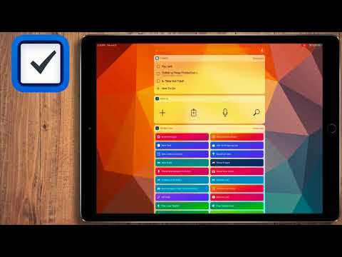 IPad Workflow + Automation With Chris Lawley