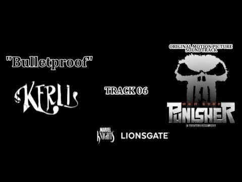 """Punisher: War Zone Official Soundtrack - """"Bulletproof ..."""