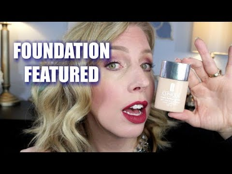 FOUNDATION FEATURED | NEW CLINIQUE EVEN BETTER GLOW