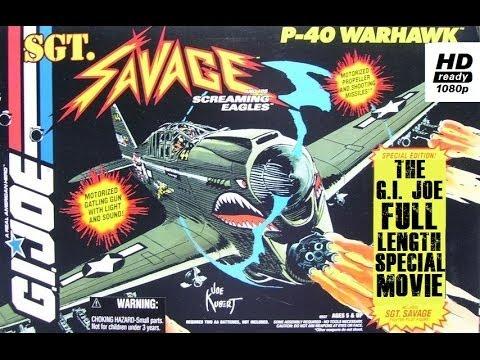 Sgt. Savage & His Screaming Eagles (full movie) HD