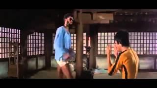 Брюс Ли Bruce Lee Игра Смерти  Редкие кадры