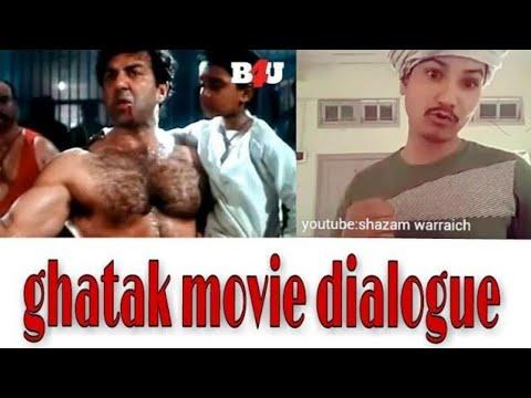 Ghatak Dialogue || In Kutto ka Sahara lena...
