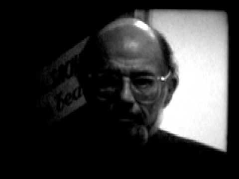 1 Minute de Silence: Allen Ginsberg
