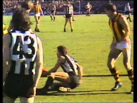 Phil Carman On Football Classics Collingwood Star Of The 1970s