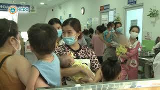 [HCDC] Cảnh báo bệnh Hô hấp