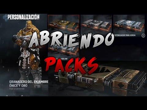 Abriendo Nuevos Packs De Ónice Y Oro | Gameplay | Gears Of War 4