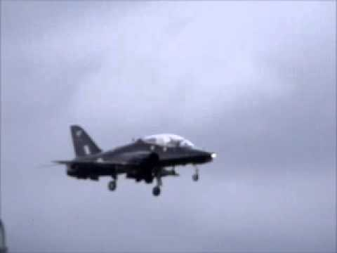 Hawk T.1s At RNAS Culdrose