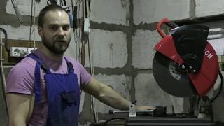 АНТИОБЗОР монтажной пилы-болгарки ELITECH