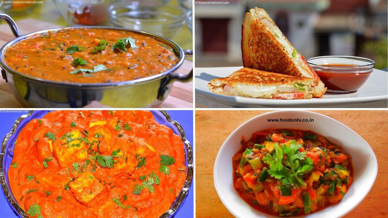 Best 5 Recipes For Beginner Top Indian Vegetarian