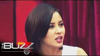 Repeat youtube video Bianca Gonzalez says Zanjoe issue won't ruin her