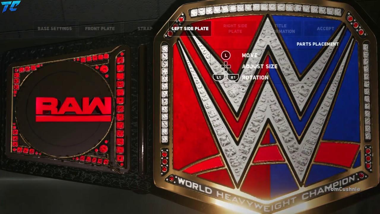 smackdown vs raw hardcore championship