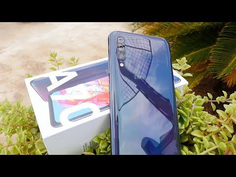 Samsung Galaxy A70 Review Videos
