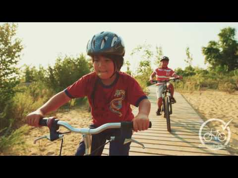 Ontario By Bike - Cycling Video