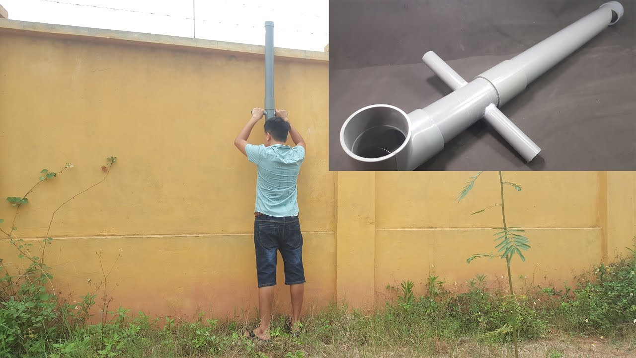 How to make a periscope using pvc pipe simple submarine for How long to build a house