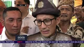 Download Video Sandiaga Uno Diserbu Emak emak Ketika di Sumatera Selatan - NET 5 MP3 3GP MP4