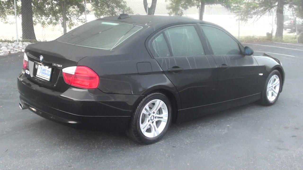 FOR SALE 2008 BMW 3 SERIES 318i 1 OWNER, STK# p5817 www ...