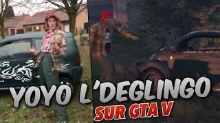 YOYO LE DEGLINGO PARODIE GTA V !