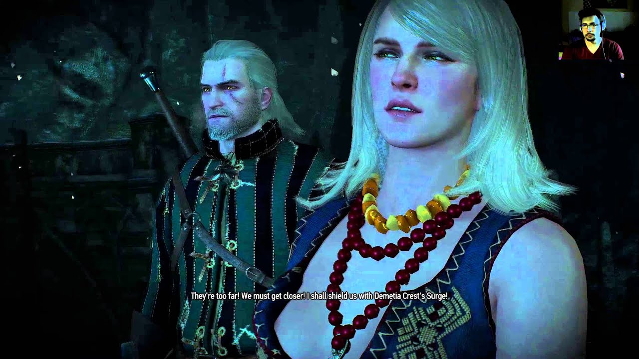witcher 3 wandering in the dark how to close portals