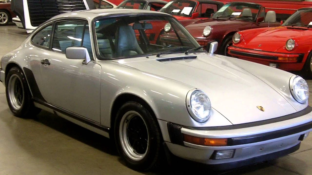 1988 Porsche 911 >> 1988 Porsche 911 Carrera Youtube