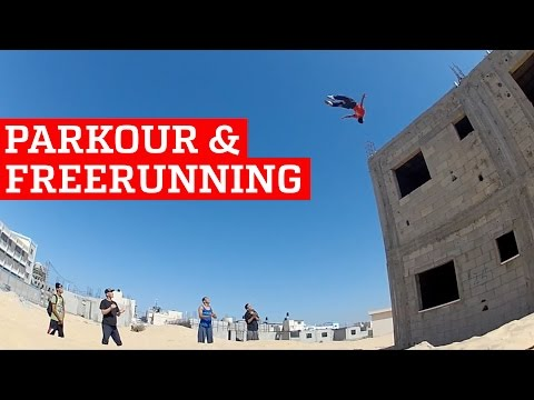BEST PARKOUR & FREERUNNING 2016 | PEOPLE ARE AWESOME
