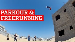 BEST PARKOUR & FREERUNNING | PEOPLE ARE AWESOME