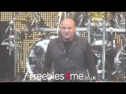 Download Festival 2011 - Disturbed - Inside The Fire (HD)