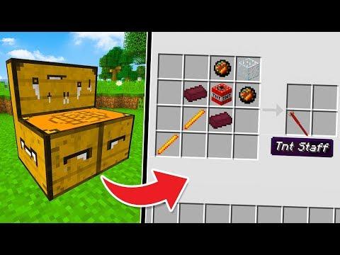 Minecraft ITA - LA NUOVA CRAFTING TABLE!!