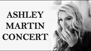 Ashley Martin: Put on a Show Concert