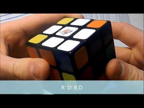 Jak ułożyć kostkę rubika 3x3?