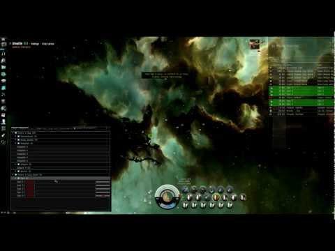 Eve Online - Rattlesnake T2 Passive - Dread Pirate Scarlet