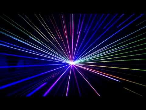 [Lasershow - Beam ] beyond her garden