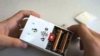 Настройка Photo Express GSM с помощью Android-приложения