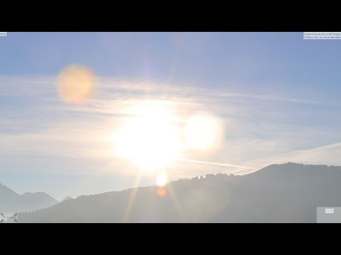Chemtrailing fails to hide 2 planets caught on multiple cameras at same time10/31/2016