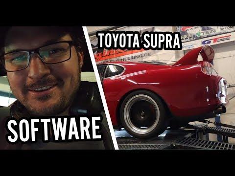 Toyota Supra MK4 2JZ BW S366 Single Turbo - Die Abstimmung! - MPS Engineering