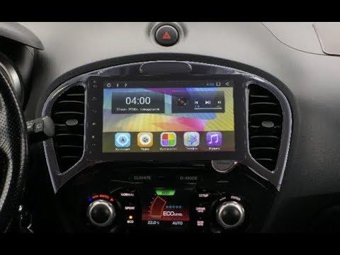 Штатная магнитола Nissan Juke (2011+) Android ZOY-3071