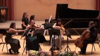 Robert Schumann - Piano Quintet Es Dur op.44 - 2/2