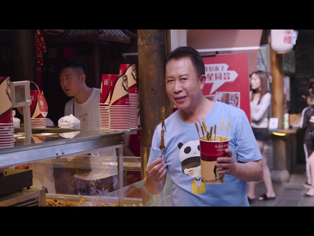 forDay4 YANSK 109 StreetFood in Chengdu
