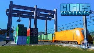 Cities Skylines - Промышленный апгрейд! #11