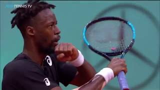 Electric Gael Monfils Tennis v Seppi ⚡️| Madrid 2019