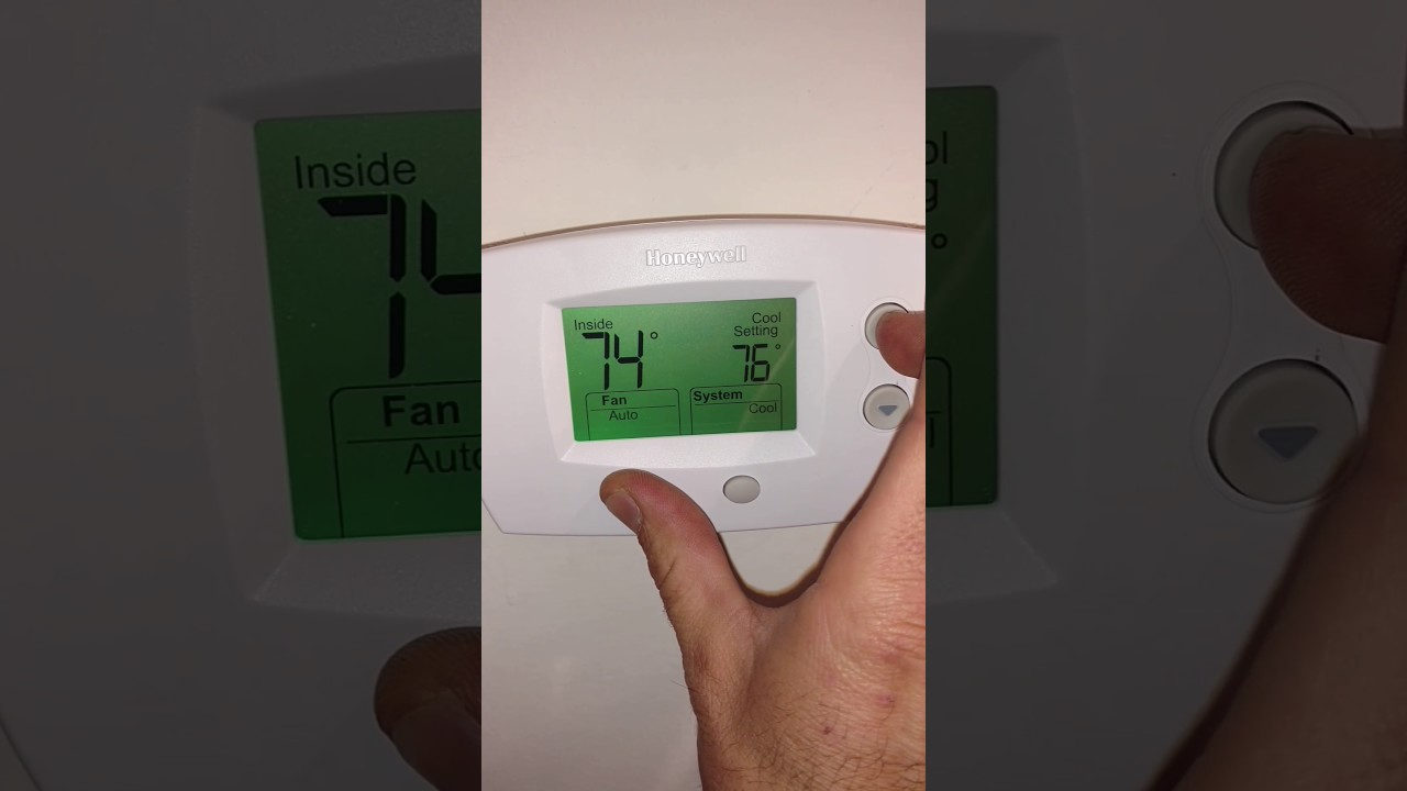 hight resolution of honeywell focuspro 5000 thermostat installation hvac training for beginners