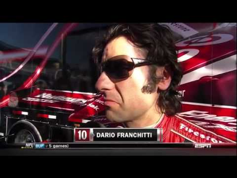 IndyCar Drivers React To Dan Wheldon's Death