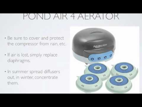 Aquascape Pond Air 4 Aerator
