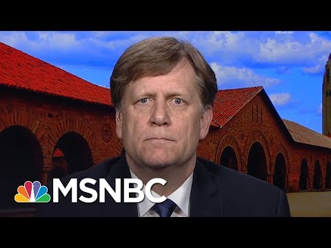 Cold War, Colder President: Where Does Donald Trump Stand With Russia? | MTP Daily | MSNBC